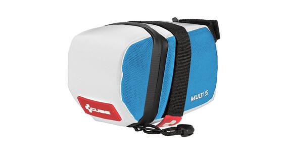 Cube Teamline Multi S - Sac porte-bagages - bleu/blanc